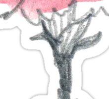 Carnation #6 - sticker only Sticker