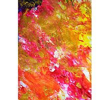 untitled abstract design Photographic Print