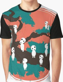 Spirits of the Trees Graphic T-Shirt