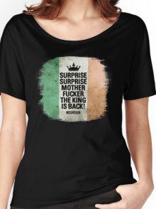 McGregor - Surprise Surprise - UFC202 Women's Relaxed Fit T-Shirt