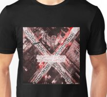 u2 where the streets have no name Unisex T-Shirt