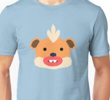 Pokemon, Spaced Growlithe Unisex T-Shirt