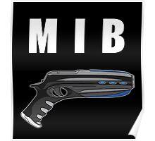 MIB Pistol Poster