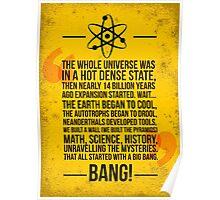 Big Bang! Poster