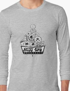 Food- Sexy Donuts  Long Sleeve T-Shirt