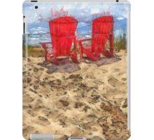Peace Among the Dunes Pencil iPad Case/Skin