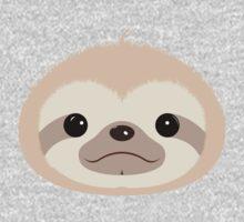 Super Cute Sloth One Piece - Short Sleeve