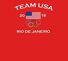 Team USA Rio 2016 Unisex T-Shirt