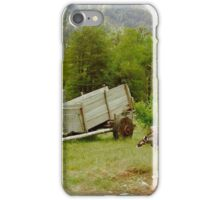 Escena rural... iPhone Case/Skin