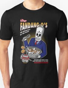 Rings Fandang-O's Cereals Unisex T-Shirt