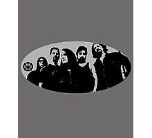 band 5 Photographic Print