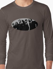 band 5 Long Sleeve T-Shirt