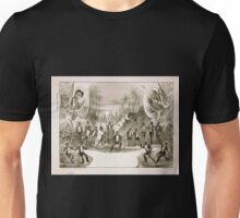 Performing Arts Posters Minstrel first part 1746 Unisex T-Shirt