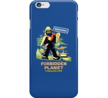 Forbidden Planet iPhone Case/Skin