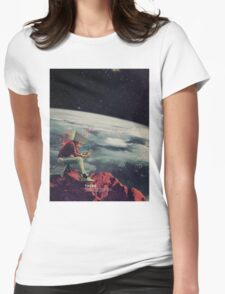 Figuring Out Ways To Escape Womens Fitted T-Shirt