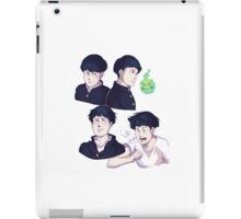 Mob iPad Case/Skin