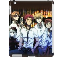 H O M R A iPad Case/Skin