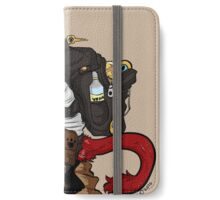 Halfling iPhone Wallet/Case/Skin