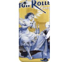 Performing Arts Posters Deveres High Rollers Burlesque Co 2756 iPhone Case/Skin