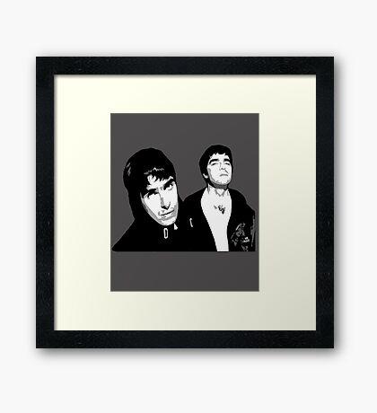 band2 Framed Print