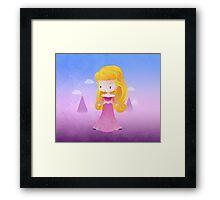 Ourora Framed Print