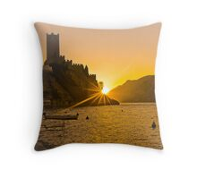 Malcesine / Lake Garda / Italy ~ 05 Throw Pillow