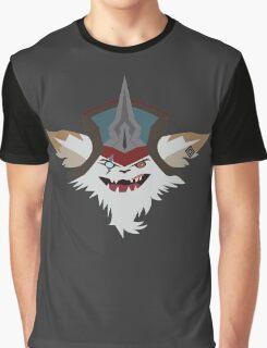 New champion Kled LoL Graphic T-Shirt