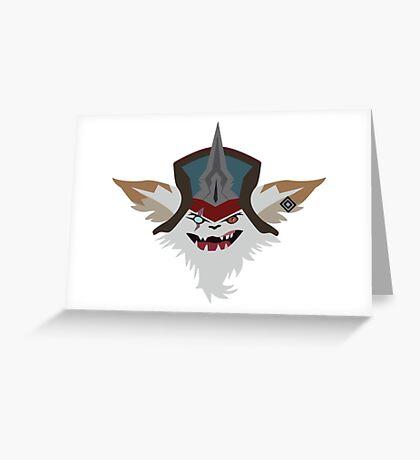 New champion Kled LoL Greeting Card