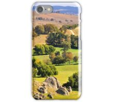 A Scenic Drive iPhone Case/Skin