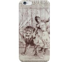 Performing Arts Posters Gay Masqueraders Gorgeous Extravaganza Co everything new 0498 iPhone Case/Skin