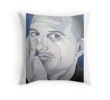 Carl Barron Throw Pillow