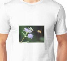 Bee in Flight Unisex T-Shirt
