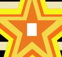 Star Grate Sticker