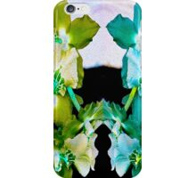 """""""ORCHIDS ABSTRACT COLORFUL"""" Art Flower Print iPhone Case/Skin"""