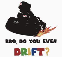 Do you even DRIFT? Kids Clothes