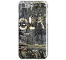 Glasgow Barge iPhone Case/Skin