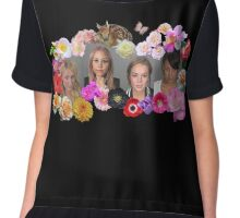 Princesses mugshots Chiffon Top