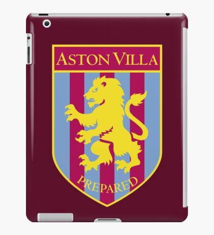 The Villa, Villans Fc iPad Case/Skin