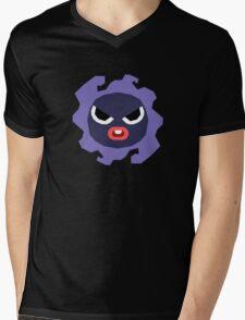 Pokemon, Outraged Ghastly Mens V-Neck T-Shirt