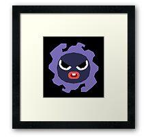 Pokemon, Outraged Ghastly Framed Print
