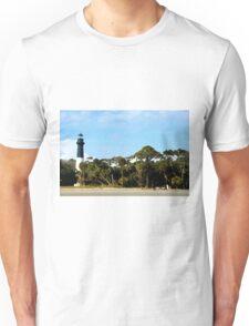 Carolina Lighthouse Unisex T-Shirt