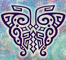 Pulelehua The Hawaiian Butterfly Card by chongolio