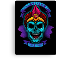 Long Live Jambi Canvas Print
