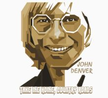 John Denver ~ [Brown Skin] Kids Clothes