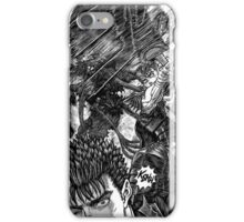 guts x guts. iPhone Case/Skin