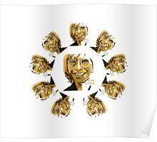 John Denver ~ [Brown Skin] Poster