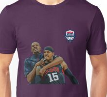 Usa Basketball Team Unisex T-Shirt