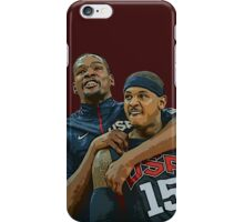 Usa Basketball Team iPhone Case/Skin