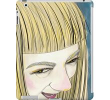 jung and wild iPad Case/Skin