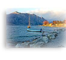 Malcesine / Lake Garda / Italy ~ 06 Canvas Print